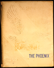 1959 Edition, Denton High School - Phoenix Yearbook (Denton, NC)