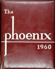 1960 Edition, Denton High School - Phoenix Yearbook (Denton, NC)