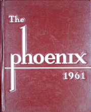 1961 Edition, Denton High School - Phoenix Yearbook (Denton, NC)