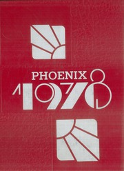 1978 Edition, Denton High School - Phoenix Yearbook (Denton, NC)