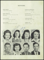 Page 13, 1944 Edition, Allen Jay High School - Aln Ja Hi Yearbook (High Point, NC) online yearbook collection