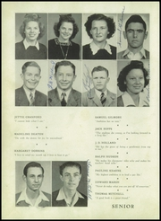 Page 14, 1944 Edition, Allen Jay High School - Aln Ja Hi Yearbook (High Point, NC) online yearbook collection