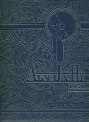 Page 1, 1951 Edition, Allen Jay High School - Aln Ja Hi Yearbook (High Point, NC) online yearbook collection