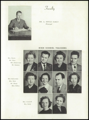 Page 11, 1951 Edition, Allen Jay High School - Aln Ja Hi Yearbook (High Point, NC) online yearbook collection