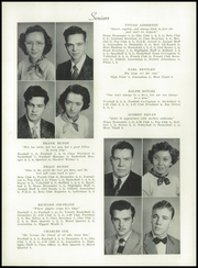 Page 14, 1951 Edition, Allen Jay High School - Aln Ja Hi Yearbook (High Point, NC) online yearbook collection