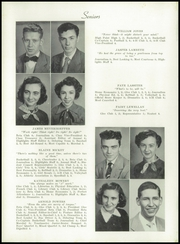 Page 16, 1951 Edition, Allen Jay High School - Aln Ja Hi Yearbook (High Point, NC) online yearbook collection