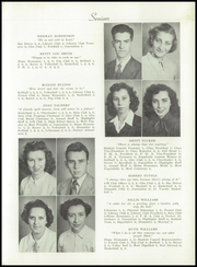 Page 17, 1951 Edition, Allen Jay High School - Aln Ja Hi Yearbook (High Point, NC) online yearbook collection