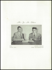 Page 9, 1951 Edition, Allen Jay High School - Aln Ja Hi Yearbook (High Point, NC) online yearbook collection