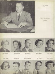 Page 10, 1953 Edition, Allen Jay High School - Aln Ja Hi Yearbook (High Point, NC) online yearbook collection