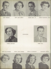 Page 16, 1953 Edition, Allen Jay High School - Aln Ja Hi Yearbook (High Point, NC) online yearbook collection