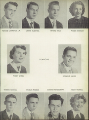 Page 17, 1953 Edition, Allen Jay High School - Aln Ja Hi Yearbook (High Point, NC) online yearbook collection