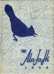 Allen Jay High School - Aln Ja Hi Yearbook (High Point, NC) online yearbook collection, 1954 Edition, Page 1