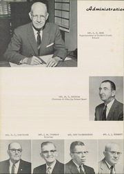 Page 12, 1959 Edition, Allen Jay High School - Aln Ja Hi Yearbook (High Point, NC) online yearbook collection