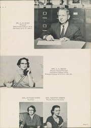 Page 13, 1959 Edition, Allen Jay High School - Aln Ja Hi Yearbook (High Point, NC) online yearbook collection