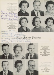 Page 14, 1959 Edition, Allen Jay High School - Aln Ja Hi Yearbook (High Point, NC) online yearbook collection