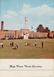Page 9, 1959 Edition, Allen Jay High School - Aln Ja Hi Yearbook (High Point, NC) online yearbook collection
