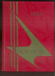 1961 Edition, Allen Jay High School - Aln Ja Hi Yearbook (High Point, NC)