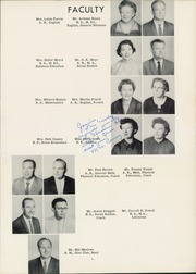 Page 13, 1961 Edition, Allen Jay High School - Aln Ja Hi Yearbook (High Point, NC) online yearbook collection