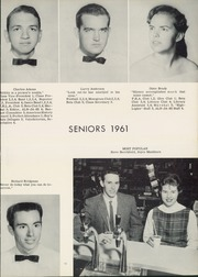 Page 17, 1961 Edition, Allen Jay High School - Aln Ja Hi Yearbook (High Point, NC) online yearbook collection