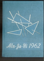 1962 Edition, Allen Jay High School - Aln Ja Hi Yearbook (High Point, NC)