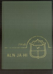 1968 Edition, Allen Jay High School - Aln Ja Hi Yearbook (High Point, NC)