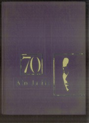1970 Edition, Allen Jay High School - Aln Ja Hi Yearbook (High Point, NC)