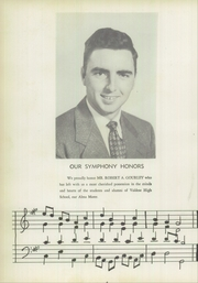 Page 8, 1953 Edition, Francis Garrou High School - Impersonator Yearbook (Valdese, NC) online yearbook collection