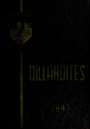1947 Edition, Dillard High School - Dillardites Yearbook (Goldsboro, NC)