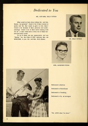 Page 10, 1960 Edition, West Edgecombe High School - Wescomb Yearbook (Rocky Mount, NC) online yearbook collection