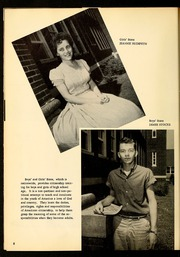 Page 14, 1960 Edition, West Edgecombe High School - Wescomb Yearbook (Rocky Mount, NC) online yearbook collection