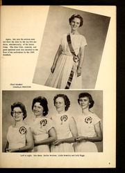 Page 15, 1960 Edition, West Edgecombe High School - Wescomb Yearbook (Rocky Mount, NC) online yearbook collection