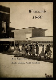 Page 7, 1960 Edition, West Edgecombe High School - Wescomb Yearbook (Rocky Mount, NC) online yearbook collection
