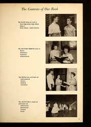 Page 9, 1960 Edition, West Edgecombe High School - Wescomb Yearbook (Rocky Mount, NC) online yearbook collection