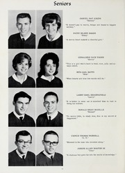 Page 14, 1965 Edition, West Edgecombe High School - Wescomb Yearbook (Rocky Mount, NC) online yearbook collection