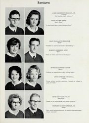 Page 15, 1965 Edition, West Edgecombe High School - Wescomb Yearbook (Rocky Mount, NC) online yearbook collection
