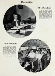 Page 7, 1965 Edition, West Edgecombe High School - Wescomb Yearbook (Rocky Mount, NC) online yearbook collection