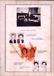 Page 13, 1949 Edition, Maxton High School - Pine Cone Yearbook (Maxton, NC) online yearbook collection