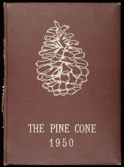 Page 1, 1950 Edition, Maxton High School - Pine Cone Yearbook (Maxton, NC) online yearbook collection