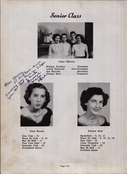 Page 10, 1950 Edition, Maxton High School - Pine Cone Yearbook (Maxton, NC) online yearbook collection