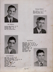 Page 13, 1950 Edition, Maxton High School - Pine Cone Yearbook (Maxton, NC) online yearbook collection