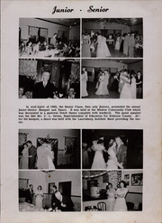 Page 15, 1950 Edition, Maxton High School - Pine Cone Yearbook (Maxton, NC) online yearbook collection