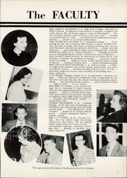 Page 13, 1952 Edition, Maxton High School - Pine Cone Yearbook (Maxton, NC) online yearbook collection