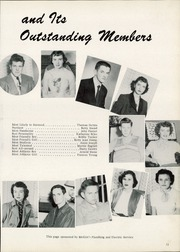 Page 17, 1952 Edition, Maxton High School - Pine Cone Yearbook (Maxton, NC) online yearbook collection