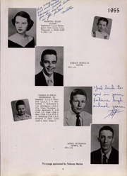 Page 13, 1955 Edition, Maxton High School - Pine Cone Yearbook (Maxton, NC) online yearbook collection