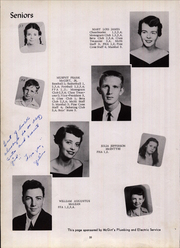 Page 14, 1955 Edition, Maxton High School - Pine Cone Yearbook (Maxton, NC) online yearbook collection