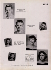 Page 15, 1955 Edition, Maxton High School - Pine Cone Yearbook (Maxton, NC) online yearbook collection