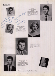 Page 16, 1955 Edition, Maxton High School - Pine Cone Yearbook (Maxton, NC) online yearbook collection