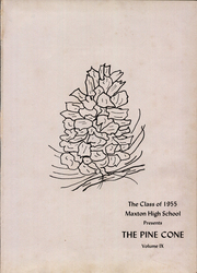 Page 5, 1955 Edition, Maxton High School - Pine Cone Yearbook (Maxton, NC) online yearbook collection