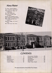 Page 6, 1955 Edition, Maxton High School - Pine Cone Yearbook (Maxton, NC) online yearbook collection