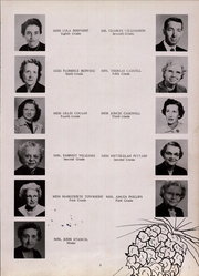 Page 9, 1955 Edition, Maxton High School - Pine Cone Yearbook (Maxton, NC) online yearbook collection